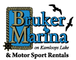 Bruker Marina & Watersports Rentals - The Marina on Kamloops Lake