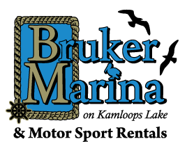 Bruker Marina & Watersports Rentals - The Marina & Beach Club on Kamloops Lake